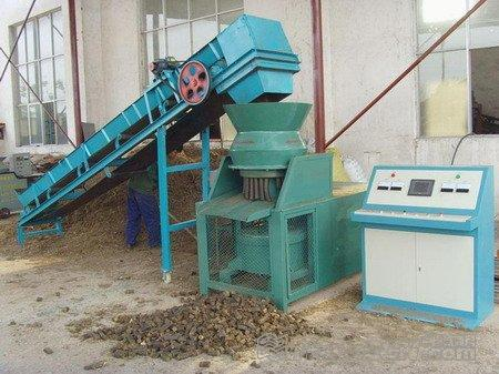 Biomass Extruder