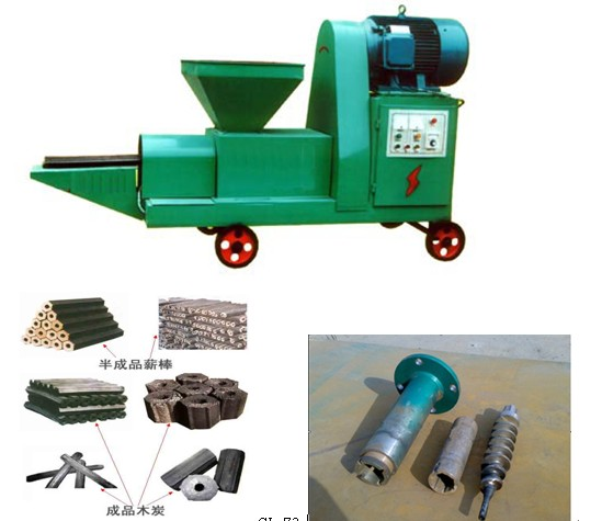 Wood Briquette Maker ~ Choosing briquettes machines wood in cost saving and